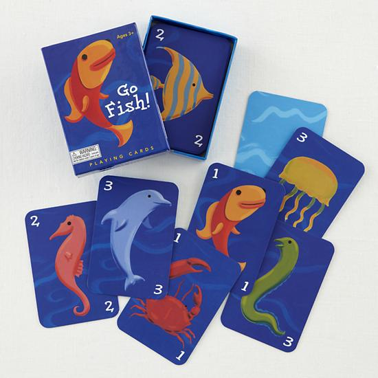 Toys and tips from the experts for Play go fish online