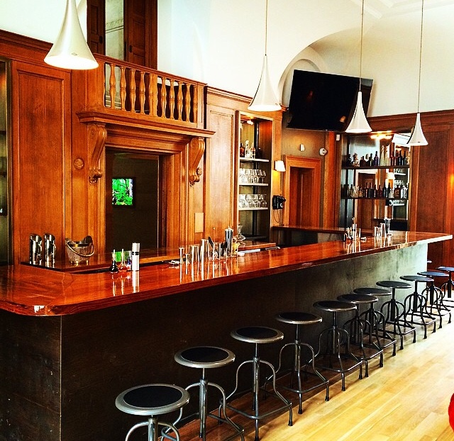 The Many Facets Of Jockey Hollow Bar Kitchen